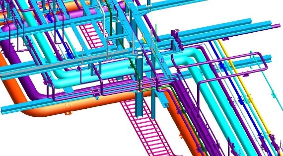 Piping System Design and Construction - FEST Engineering Ltd