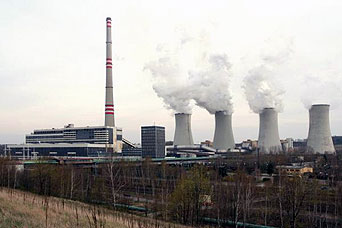 Chvaletice power plant