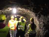 Cooperation on the project DOPAS – excursion to Josef Underground Laboratory