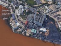Eine neue GuD Anlage in Flensburg